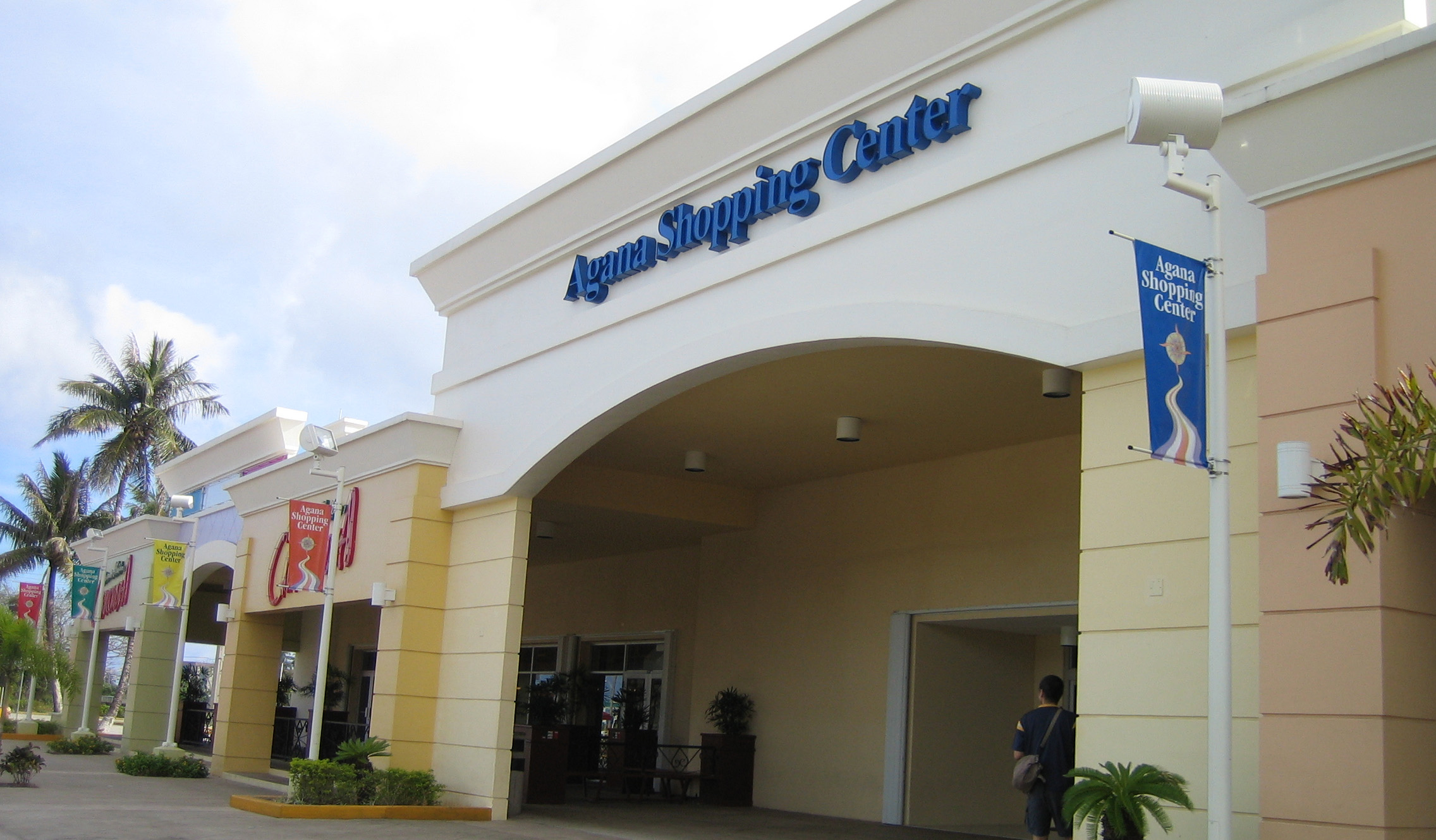 Shopping in Guam