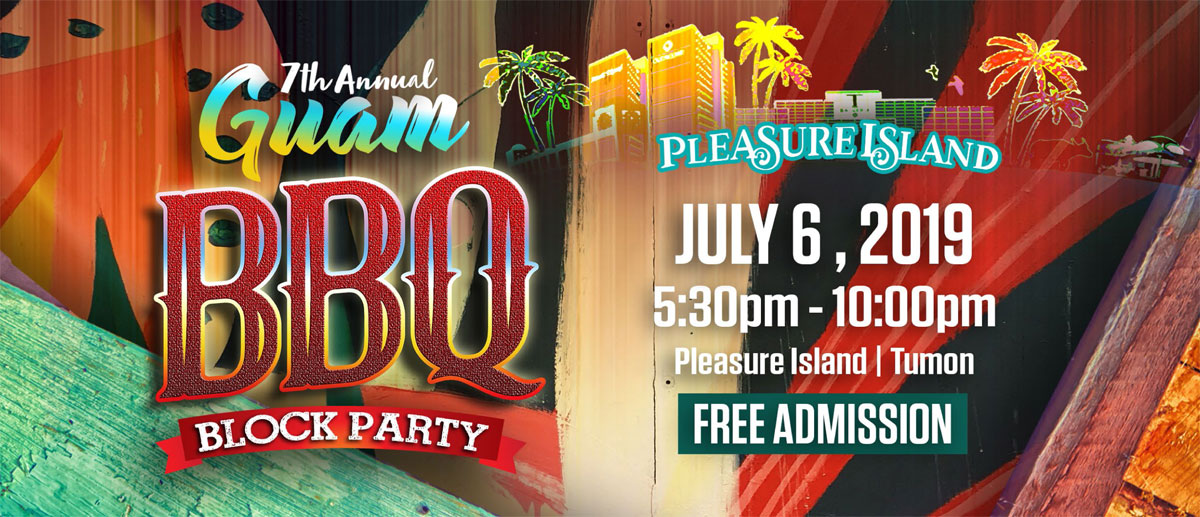 Annual-Guam-BBQ-Block-Party-2019-Free-drop-to-Ypao-Beach